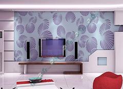 客厅墙纸选择与铺贴技巧 让你的客厅更舒适