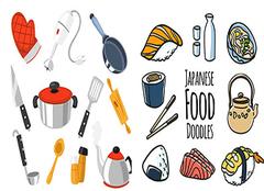 学会分类厨房用具 做收纳小达人