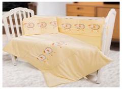 婴儿床四件套选购之四要素 家长必看!