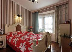 卧室飘窗窗帘设计和选择 90%的人都不知道