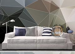 不同居室背景墙墙纸选择 你知道吗