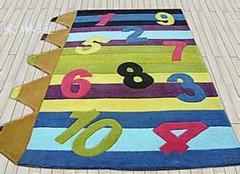 儿童房地毯的选购原因及如何选购