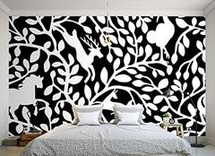 怎么选择卧室墙纸好 温馨设计享受美好睡眠