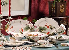 中式餐具 让你的餐桌尽显中国风