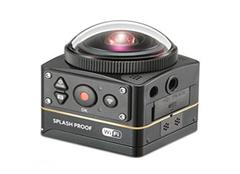 柯达360度全景摄像机评测大全