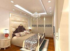 卧室飘窗吊顶风格推荐 看你中意哪款?