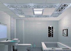 卫生间吊顶材料及注意事项 你知道哪些?
