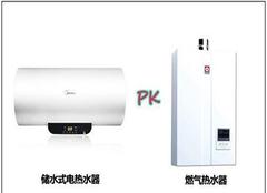 电热水器和燃气热水器哪个好 比比就知道