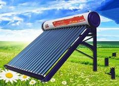 太阳能热水器的优缺点 你知道多少