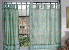 厨房用什么窗帘好 厨房窗帘种类介绍