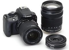 佳能单反相机系列介绍 摄影新手看过来