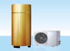 什么是空气能热水器?空气能热水器的工作原理