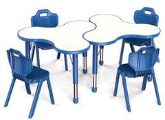 儿童桌椅材质详解 小编为你分忧解难啦!