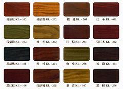 木器漆颜色挑选 助你打造家具的完美视觉体验