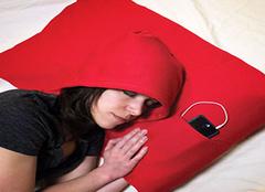 音乐枕头怎么样 这样抗压很有效