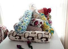 枕头的花样做法 你学会了吗