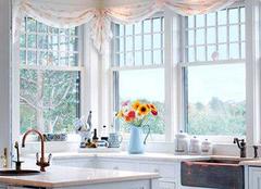 厨房窗帘你会怎么选购 这三点你做到了吗
