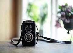 双反相机的使用方法介绍 让年轻朋友涨涨知识