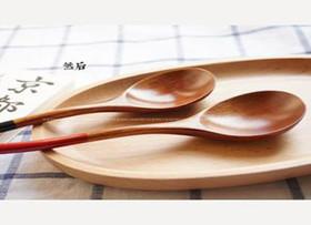 和风创意木汤匙  让烹饪不再单调