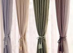 棉麻窗帘优缺点详解 让家居生活无外界干扰