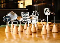 日本创意实木餐具   拥抱自然生活
