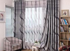 窗纱窗帘的种类及施工注意事项详解