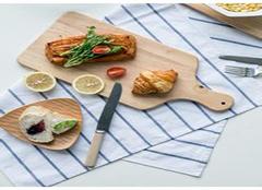 有格调的创意实木餐具  从细节中感受生活的美