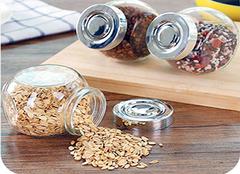 创意玻璃瓶式调味罐 生活加料又加色