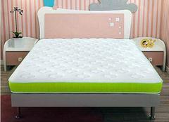 儿童床垫选择小窍门 这能保护孩子的骨骼