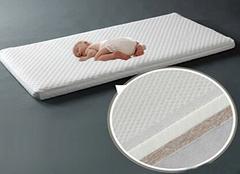 婴儿床垫分析大全 您家婴儿床垫选购对了吗