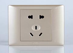海尔热水器专用插座 适配更安全