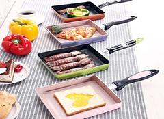 高颜值彩色厨具  让家更温馨