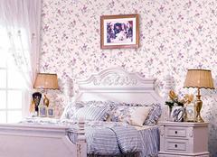 三种卧室墙纸材质推荐 超实用