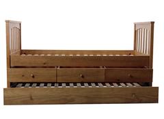 选购实木儿童床标准 安全至上
