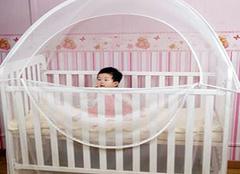 婴儿蚊帐怎么选 婴儿蚊帐种类有这些