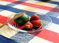 精美玻璃餐具  体会餐桌上的艺术