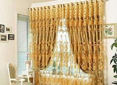定制窗帘三大优势 能满足不同人的追求