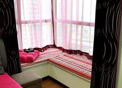 阳台转角窗帘优缺点介绍 装修不容小视