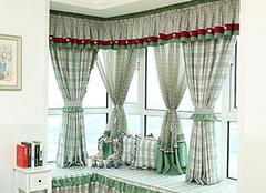 棉布窗帘选购方法及保养知识