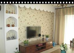 小清新碎花壁纸选购技巧 让你家颜值瞬间提升