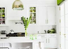 厨房门选购小诀窍 让你的厨房彰显品位