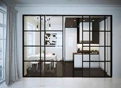 了解厨房门各类材质特点 打造完美好厨房