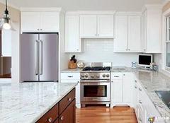大理石台面日常保养小诀窍  让你的厨房更耐用