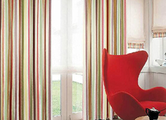 布艺窗帘搭配与测量 让窗户更加别致