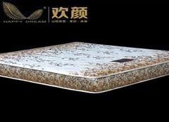 欢颜床垫优势多 告别失眠的绝佳神器