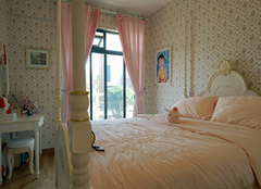 卧室墙纸选购误区 让洁白的墙壁更华丽