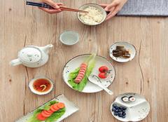 各种材质餐具选购小诀窍  做餐具小达人