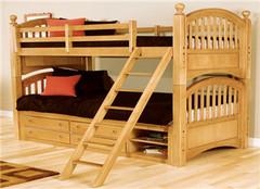 实木儿童床品牌有哪些 健康又环保