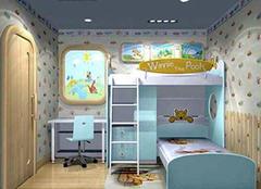中式儿童床有哪些 让孩子感受舒适的童话世界