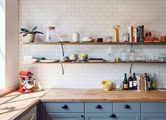 不同厨房用具收纳方法  让厨房井井有条